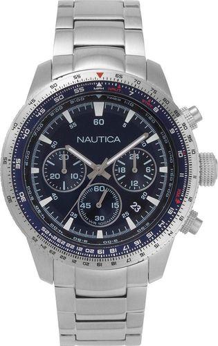 Zegarek Nautica Zegarek Nautica Pier 39 NAPP39004 Chronograf uniwersalny