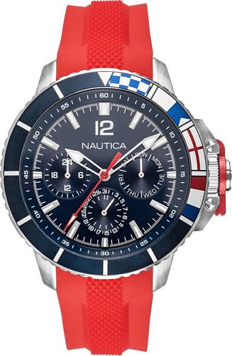 Zegarek Nautica Zegarek Nautica Bay Ho NAPBHP904 MultiData uniwersalny