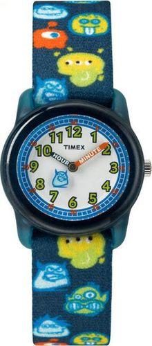 Zegarek Timex Zegarek Timex TW7C25800 Dziecięcy uniwersalny