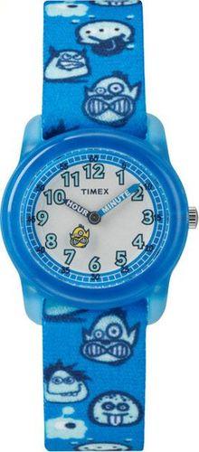 Zegarek Timex Zegarek Timex TW7C25700 Dziecięcy uniwersalny
