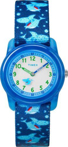 Zegarek Timex Zegarek Timex TW7C13500 Dziecięcy uniwersalny