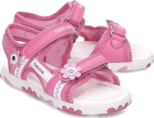 Geox Sandały dziecięce Junior różowe r. 29 (J928ZB 05415 C8002)