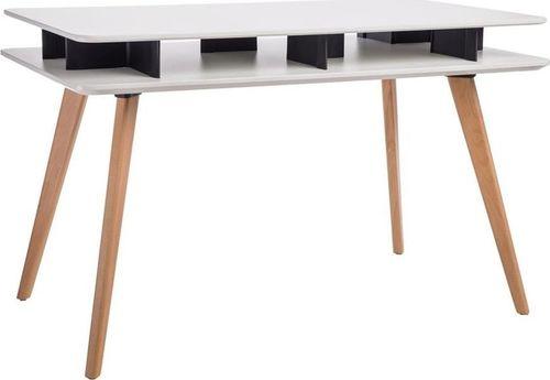 Biurko D2 Design Skandynawskie biurko Scandi 120x70 uniwersalny