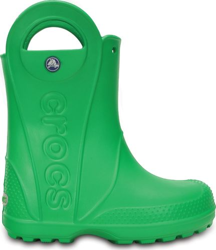 Crocs Crocs™ guminiai batai vaikams Handle It Rain Boots, Grass Green