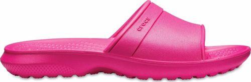 Crocs Klapki dziecięce Classic Slide Candy Pink r. 32/33 (204981)