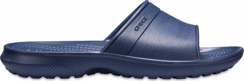 Crocs Klapki dziecięce Classic Slide Navy r. 28 (204981)