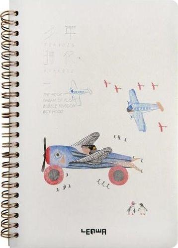 Incood Notes A5/68K Samoloty