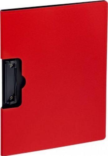 Grand Teczka z klipem NOTOdesk GR-2205 czerwona