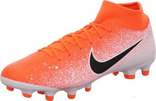 Nike Buty piłkarskie Mercurial Superfly 6 Academy Mg pomarańczowe r. 46 (AH7362 801)