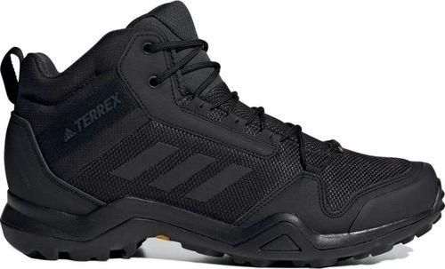 Adidas Buty męskie Terrex Ax3 Mid Gtx czarne r. 41 1/3 (BC0466)