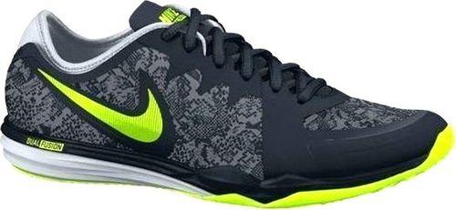 Nike Buty damskie Dual Fusion Tr 3 Print czarne r. 40 (704941-011)