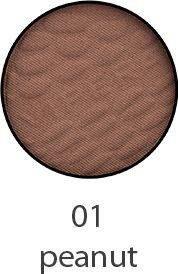 Vipera Cień do brwi Smoky Eyebrow 01 Peanut 4.5g