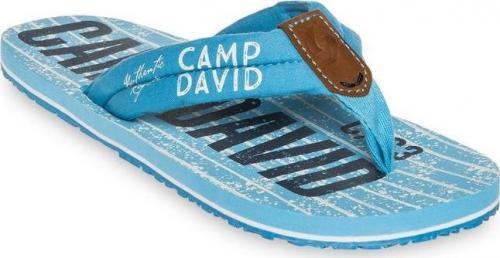 Camp David Japonki męskie aqua r. 43 (CCU1900-8618)