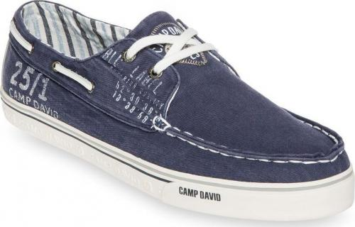 Camp David Mokasyny męskie CCU1900-8621 dark navy r. 41