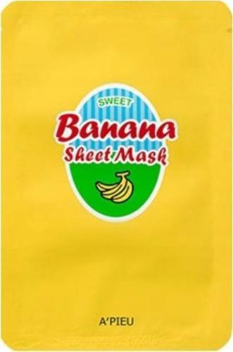 Apieu Maseczka do twarzy Sweet Banana Sheet Mask Banana 23g