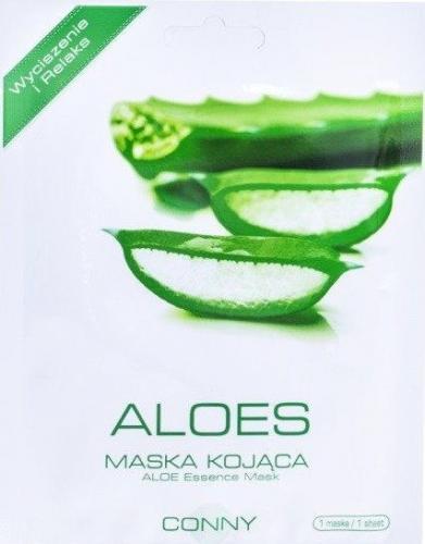 Conny Maseczka do twarzy Aloe Essence Mask 23g
