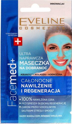 Eveline Maseczka do twarzy Facemed+ nawilżająco-regenerująca 7ml