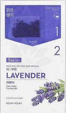 Holika Holika Tea Brewed Mask Sheet Lavender 27ml