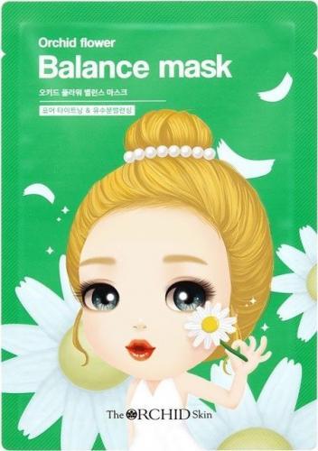 Apieu Maseczka do twarzy Orchid Flower Balance Mask 25g