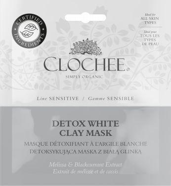 Clochee Maseczka do twarzy Detox Clay Mask 2x6ml