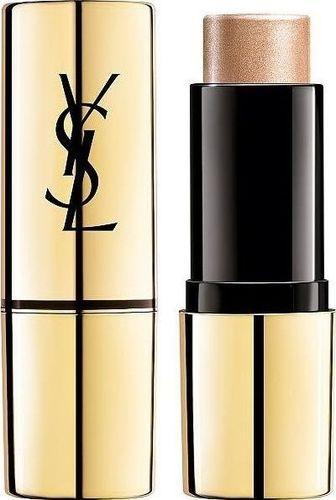 YVES SAINT LAURENT YVES SAINT LAURENT_Touche Eclat Shimmer Stick Illuminating Highlighter kremowy rozświetlacz w sztyfcie 4 Bronze 9g