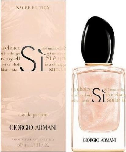 Giorgio Armani Si Nacre Edition EDP spray 50ml