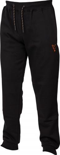 FOX Collection Orange & Black Joggers - roz. L (CCL015)