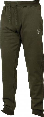 FOX Collection Green & Silver Joggers - roz. L (CCL021)