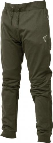 FOX Collection Green & Silver Lightweight Joggers - roz. XL (CCL046)