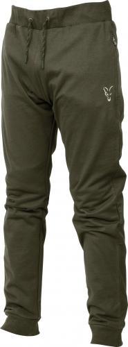 FOX Collection Green & Silver Lightweight Joggers - roz. XXXL (CCL048)