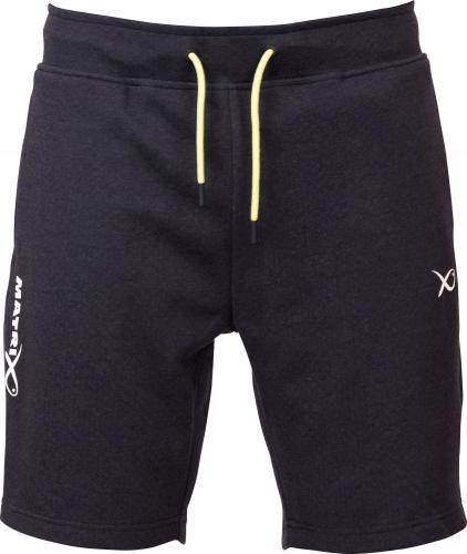 Fox Matrix Minimal Black Marl Jogger Shorts r. L (GPR217)
