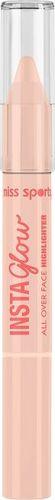 Miss Sporty MISS SPORTY_Insta Glow All Over Face Highligter Pencil rozświetlacz w pisaku 100 Pinky Glow