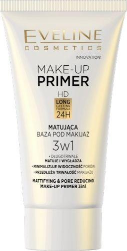 Eveline Baza pod makijaż Make Up Primer 3w1 30ml