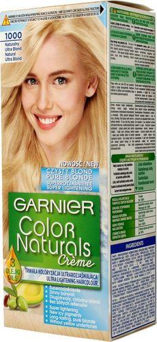 Garnier GARNIER_Color Naturals Creme krem koloryzujący do włosów 1000 Naturalny