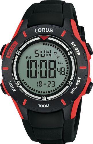Zegarek Lorus Zegarek Lorus R2361MX9 Sportowy Młodzieżowy uniwersalny