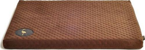 Lauren Design Lauren design legowisko DEMI - materac pikowany dla psa, kolor brązowy 70/60cm uniwersalny