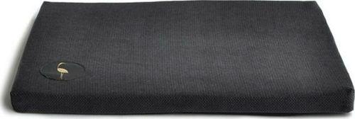 Lauren Design Lauren design legowisko DEMI - materac dla psa 70/60cm czarny pikowany uniwersalny