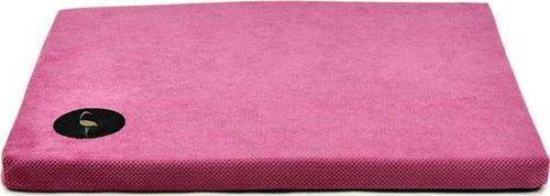 Lauren Design Lauren design legowisko DEMI - materac dla małego psa 50/40cm różowy pikowany uniwersalny