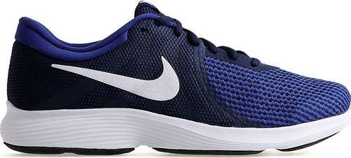 Nike Buty męskie Revolution 4 niebiesko-granatowe r. 44 (AJ3490 414)