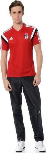 Adidas Koszulka męska ND BJK14 TRG JSY czerwona r. XS (H78829)