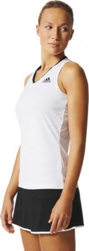 Adidas Koszulka damska Club Tank biała r. XXS (AJ3216)