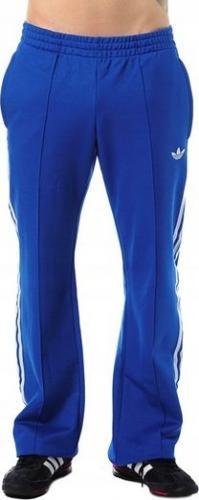 Adidas Spodnie męskie Beckenbauer Pant niebieskie r. XXS (P07561)