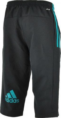 Adidas Spodnie męskie Tap Team 3.0 czarne r. S (AK2190)