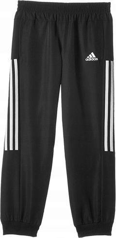 Adidas Spodnie dziecięce Yb G Gu Wv Pt C czarne r. 146 (AY8178)