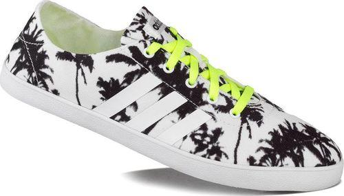 Adidas Buty damskie Vs Qt Vulc W biało-czarne r. 40 2/3 (F99464)