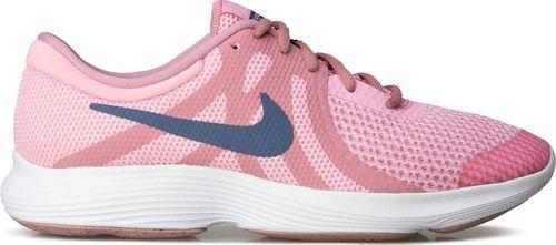 Nike Buty damskie Revolution 4 (GS) różowe r. 36.5 (943306-602)