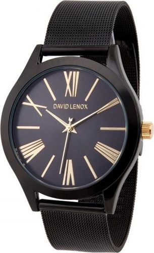 Zegarek David Lenox Black DL0329