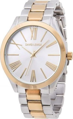 Zegarek David Lenox Silver / Gold DL0324