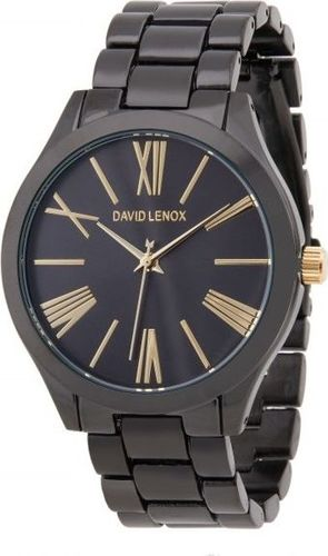 Zegarek David Lenox Black DL0323