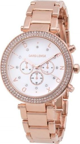 Zegarek David Lenox Rose Gold DL0130